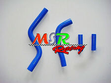 for YAMAHA YZ125 2003 2004 2005 2006 2007 2008 silicone radiator hose blue