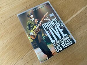 AFFAIRE : DVD Prince live at the aladon LAS VEGAS Rare à ce prix !!!!