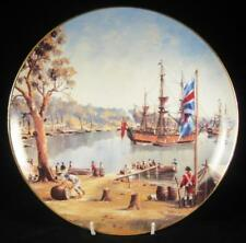 Westminster Australia 'Ships of the First Fleet: Sydney Cove' Display Plate