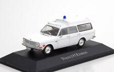 1:43 Atlas Ambulance Collection Volvo 145 Express Ambulance 1969