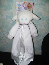 Mary Meyer Baby Blanket Sheep God Bless Baby Lovey NWT