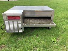 Pizza Conveyor Oven Blodgett Mt3240g 32 Belt 1ph 208240 Tested
