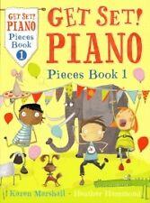 Get Set Piano Pieces Livre 1 Hammond & MARSHALL