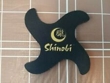 SHINOBI Shuriken Foam Ninja Throwing Star E3 Expo 2002 Exclusive Promo Swag Sega