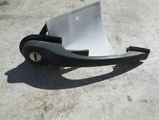 PORSCHE 911 930 OUT SIDE DOOR HANDLE RIGHT BLACK ANODIZED S SC CARRERA 911SC
