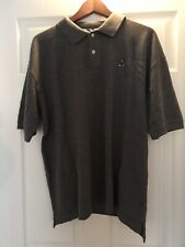 New listing Walt Disney World Mens Polo Shirt Sz L Gray Embroidered Mickey Mouse
