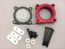 Red Throttle Body Spacer for 07-09 Toyota FJ CRUISER & 05-09 4 RUNNER 4.0L V6