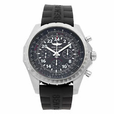 New ListingBreitling Bentley 24 Hour Limited Edition Steel Manual 49mm Mens Ab022022/Bc84