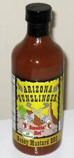 Arizona Gunslinger Hot Honey Mustard BBQ Sauce