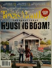 Texas Monthly Great Texas Housing Boom Dream Home November 2015 FREE SHIPPING JB