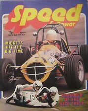 Speed & Power magazine 5 July 1974 Issue 16