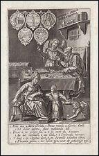 Memento Mori Fegefeuer Tod 1600 - Purgatory Death Vanitas