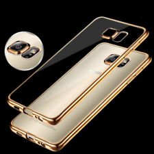 CUSTODIA COVER SOFT BORDATA TPU GOLDING PER IPHONE 7 / 8 / X