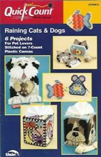 Raining Cats & Dogs in Plastic Canvas 6 Projects for Pet Lovers Quick Count