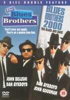 The Blues Brothers & 2000 Dan Aykroyd 2 Caja de Discos DVD Nuevo