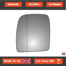 Tepee 07-16 heated plate Left side Wing mirror glass for Peugeot Expert