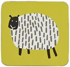 Ulster Weavers Dotty Sheep Coasters, Pack of 4 Vintage Coaster