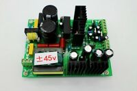 500W +/-45V amplifier dual-voltage PSU audio amp switching power supply board