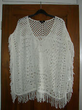 H&M Hip Length Poncho Jumpers & Cardigans for Women