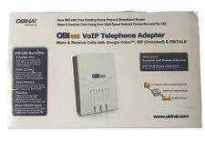 NEW OBi100 VoIP Telephone Adapter and Voice Service Bridge
