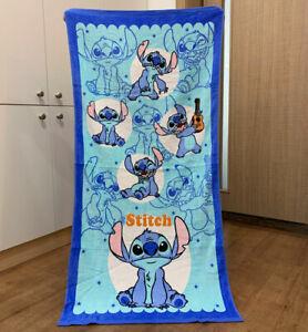 Lilo and Stitch Stitch Beach Towel Bath Towel 60cm*120cm