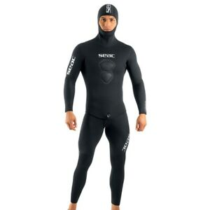Wetsuit SEAC SUB Royal Neoprene 5 MM Double-Lined Diving Suit