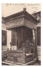 lyon  exposition internationale le lit de louis XVIII
