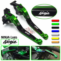 Folding Adjust Brake Clutch Levers For Kawasaki NINJA 300R/Z300 2013-2017 Z250SL