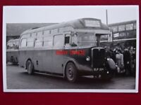 PHOTO  LONDON TRANSPORT BUS NO T500 ON ROUTE 329 15/12/51