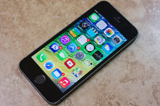 Apple iPhone 5s - 16GB - Space Gray (Unlocked) A1533 (GSM) - IOS 12