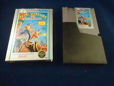 Ikari Warriors 2 II: Victory Road  (Nintendo NES 1988) w/ Box game WORKS!