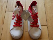 Disney Minnie Mouse High Top Trainers/Shoes  Size 2 BNWT