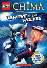 LEGO Legends of Chima: Beware of the Wolves (Chapter Book #2) - Good - Farshtey,