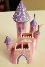 "Disney Princess ""Summer Palace"" Resin Tooth Brush Holder. Castle 3 years & older"