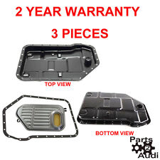 TRANSMISSION OIL PAN, OIL PAN FILTER AND GASKET AUDI A4,A6,A8,ALLROAD VW PASSAT