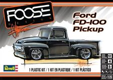 Revell Monogram 4426 Foose 1956 Ford FD-100 Pickup Truck plastic model kit 1/25