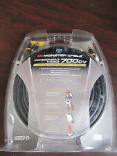 MONSTER CABLE Component Video 700cv 25 feet ULTRA HIGH PERFORMANCE New NIP