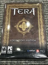 Tera: Collector's Edition (PC, 2012) In Original Box
