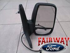 15 thru 17 Transit 150 250 350 OEM Ford Power w/o Heat RH PASSENGER Mirror NEW