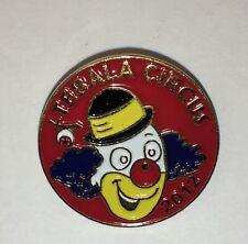 2012 TEBALA SHRINE CIRCUS SHRINERS SHRINE TEMPLE PIN PINBACK BUTTON SOUVENIR FUN