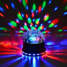 12w DJ Light Mini Disco Magic Ball Stage Lighting Digital LED RGB Crystal