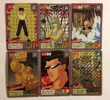 Yu Yu Hakusho Super battle Power Level Prism Set Part 2