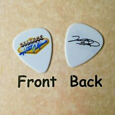 Eagles band Vince Gill signature logo guitar pick (w2142)