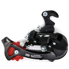 Shimano Bike Tourney RD-TZ50 Rear Derailleur 6 / 7/18/21 speed Hanger Mount