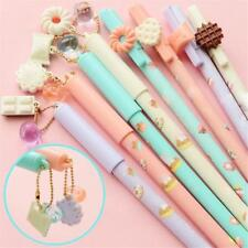 5Pcs/Set Kawaii Gel Pen Ballpoint Writing Pen Office School Stationery Supply