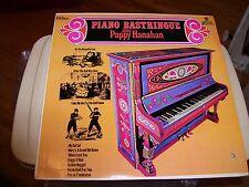 PIANO BASTRINGUE AVEC PAPPY HANAHAN-LP-NM-LA NOUVELLE GENERATION-STEREO