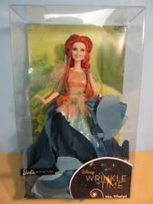 Disney Wrinkle In Time Barbie Doll Mrs. Whatsit - Reese Witherspoon Mib