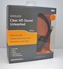 Plantronics .Audio 995 Digital Wireless 2.4GHz Stereo PC Headset + USB Adapter