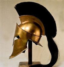 Movie Spartan King-Leonidas+Medieval Roman Helmet Greek Liner Reenactment