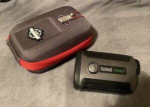 Bushnell Tour V2 Rangefinder With Case